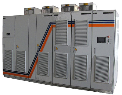 Частотно-регулируемый электропривод питательного насоса