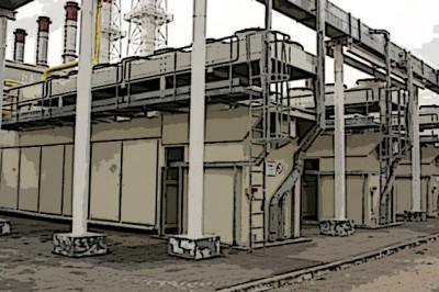 газовая компрессорная установка