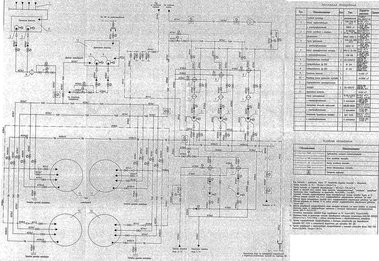 схема установки подогревателя дизельного топлива