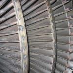 рабочие лопатки паровых турбин