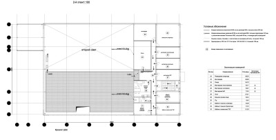 план эвакуации 2го этажа