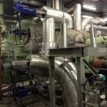 пуск паровой турбины из неостывшего состояния
