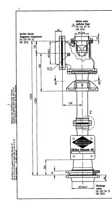 водоструйный эжектор