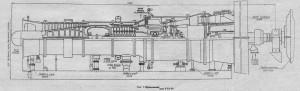 газовая турбина ГТЭ-30