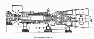 Газовая турбина ГТЭ-45