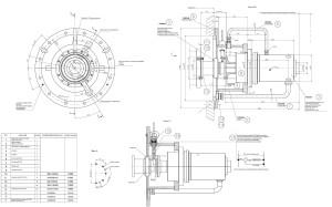 валоповоротное устройство ГТУ
