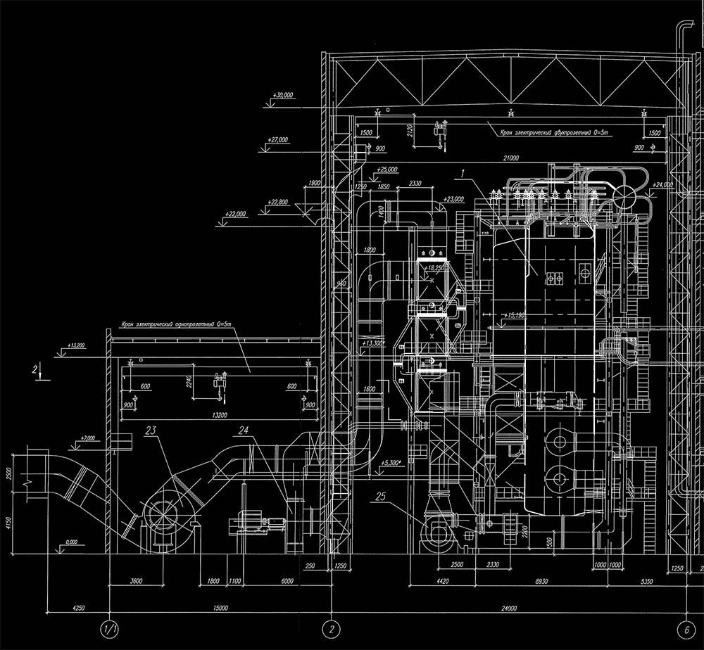 паровые котлы устройство арматуры схемы и описание