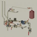 Как устанавливать измерительные приборы, манометр, термометр и датчики