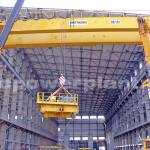 Выбор мостового крана машинного зала ТЭЦ