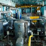 компоновочные решения котельного и турбинного отделений