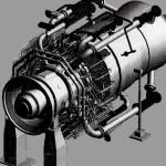 Газовая турбина V64.34A 66 МВт