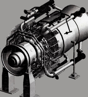 ГТУ V64.34A