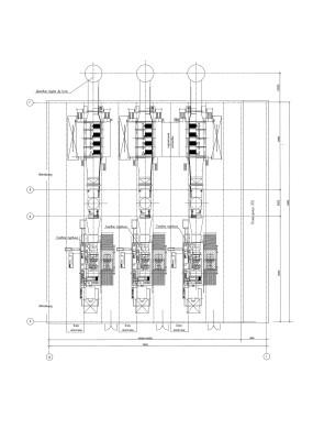 Компоновка ГТУ-ТЭЦ с ГТУ SGT-800