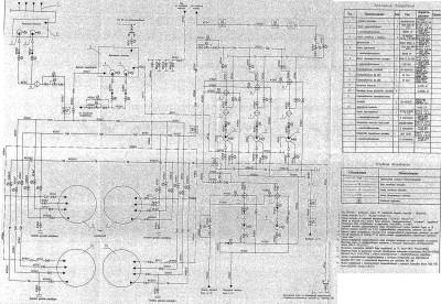 насосная дизельного топлива схема