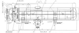 чертеж пикового подогревателя сетевой воды