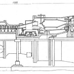 Газотурбинная установка ГТЭ-115