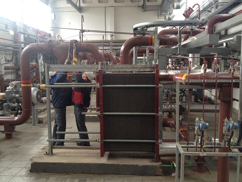 Выбор оборудования тепловой электростанции