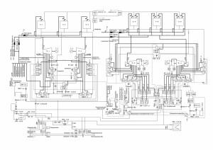 принципиальная схема паротурбинной ТЭЦ