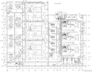 расположение оборудования ТЭЦ на 0,000