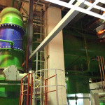 Подготовка и пуск конденсатора паровой турбины